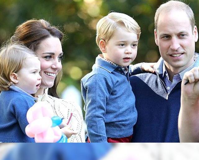 劍橋公爵夫人凱特懷第三胎