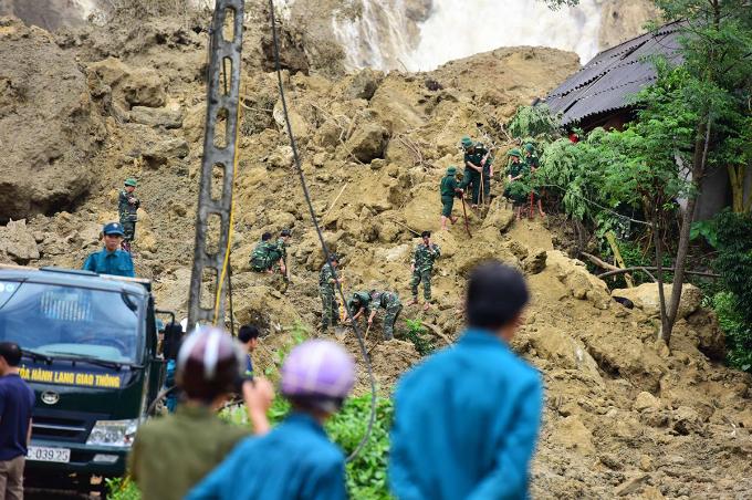 越南水災增至40死22人失蹤