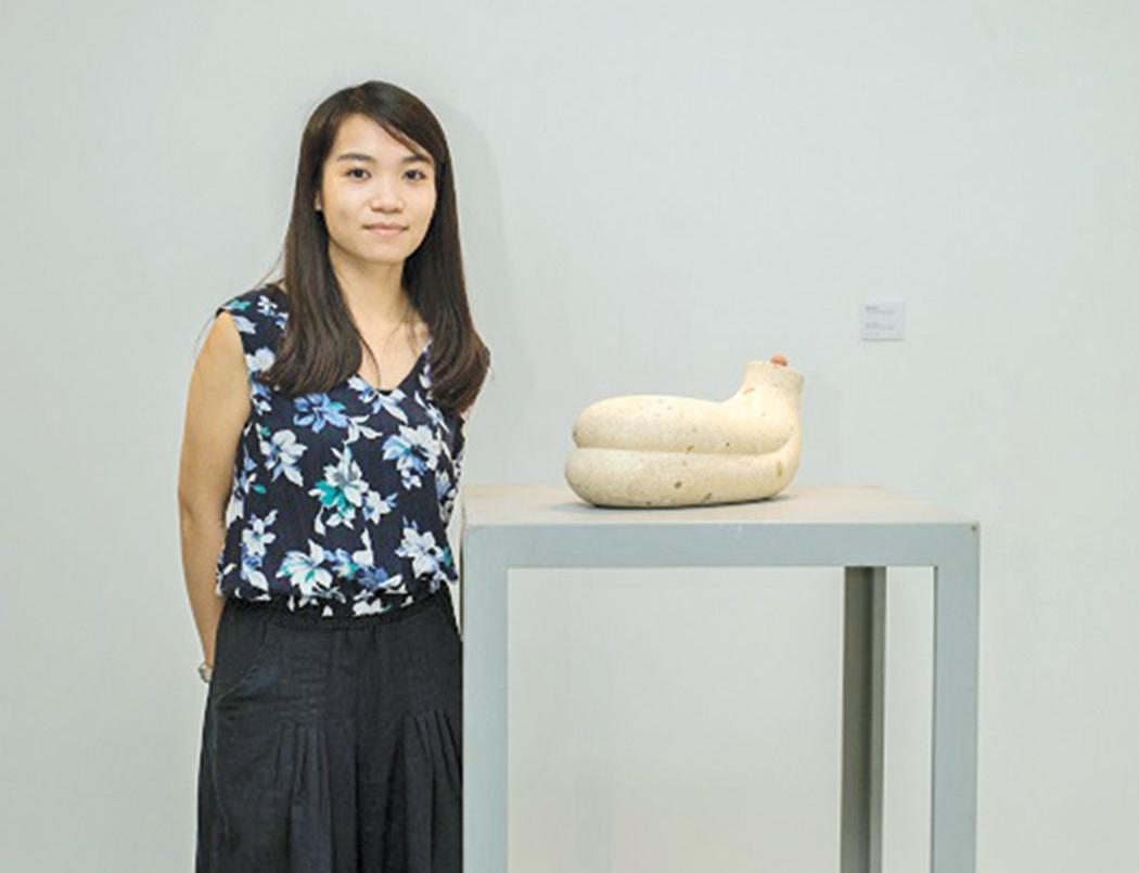 女性雕塑展