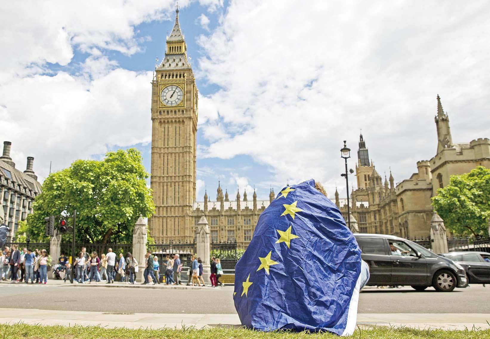 歐27國領袖 聚首急商對策