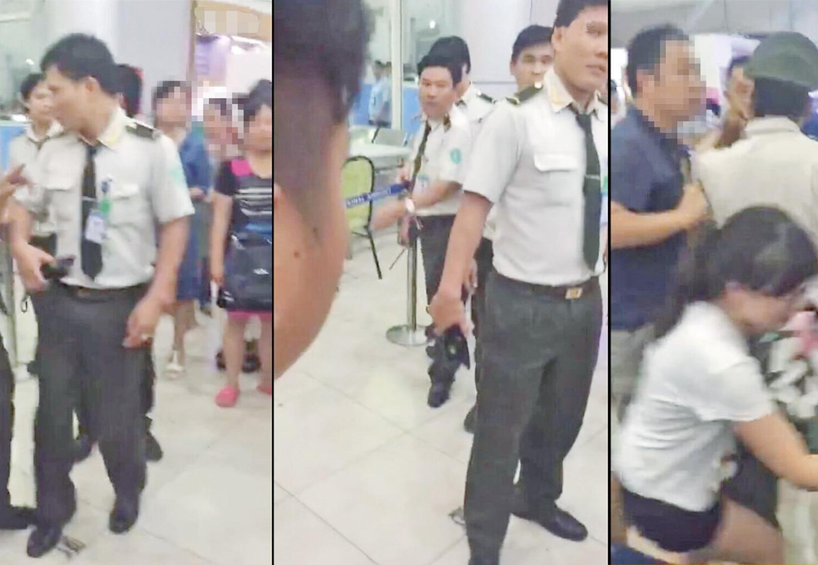 遊客:再也不去越南