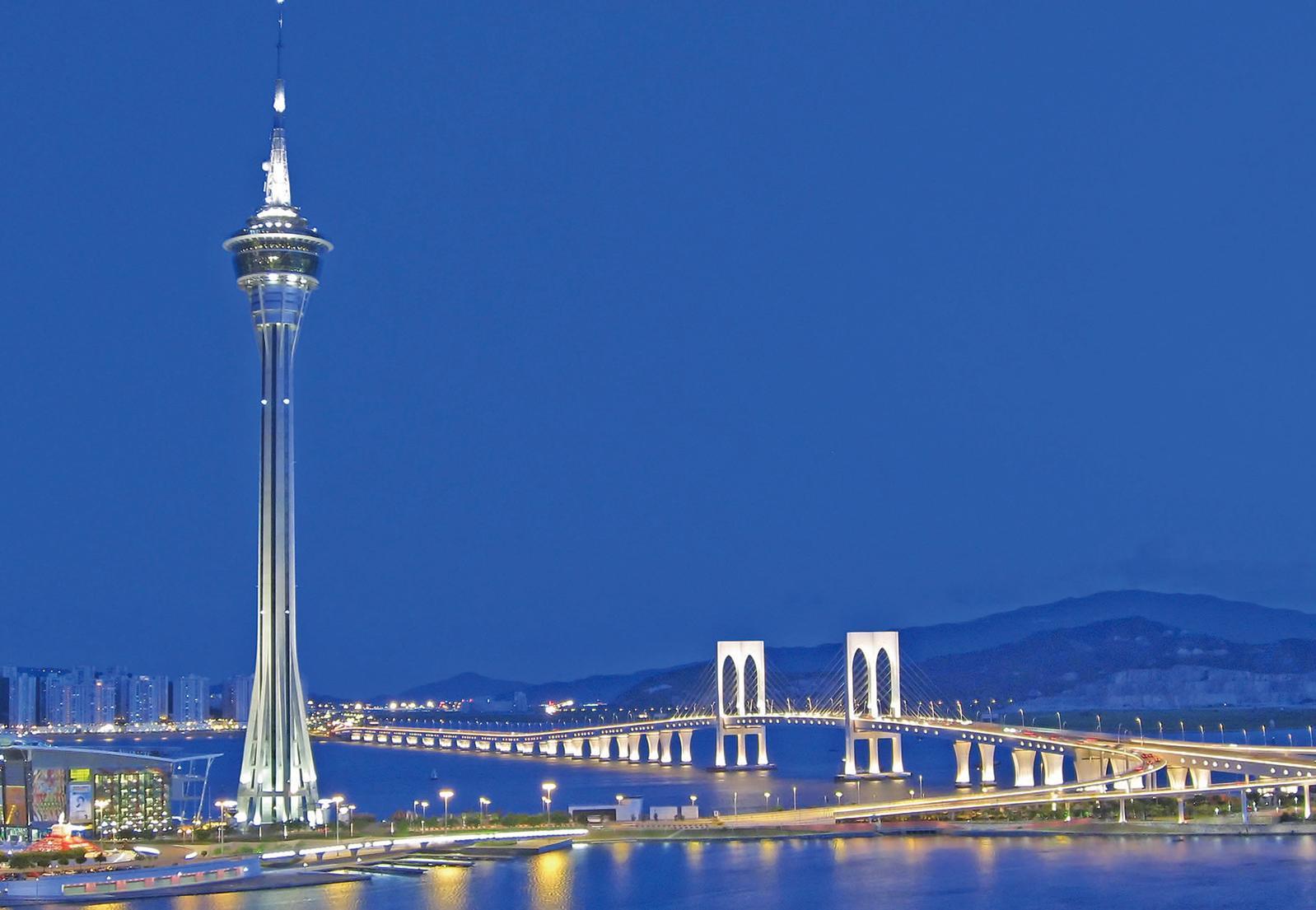 打造澳門成亞太區智慧城市典範