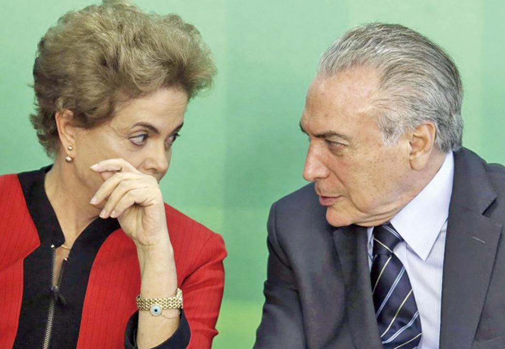 巴西政府或群龍無首
