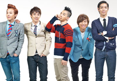 Big Bang落實 出席MAMA頒獎禮