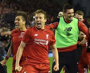 利物浦驚險晉身英聯盃決賽