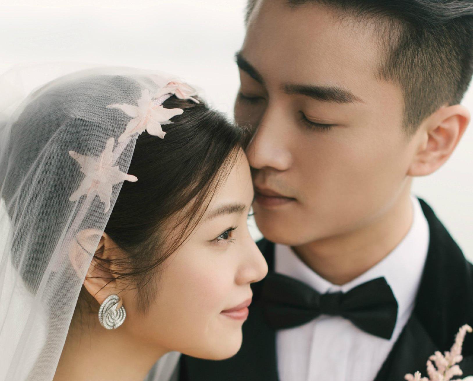 陳妍希陳曉 否認奉子成婚