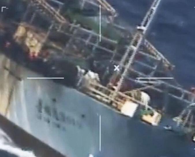 華漁船恐被罰百萬美元