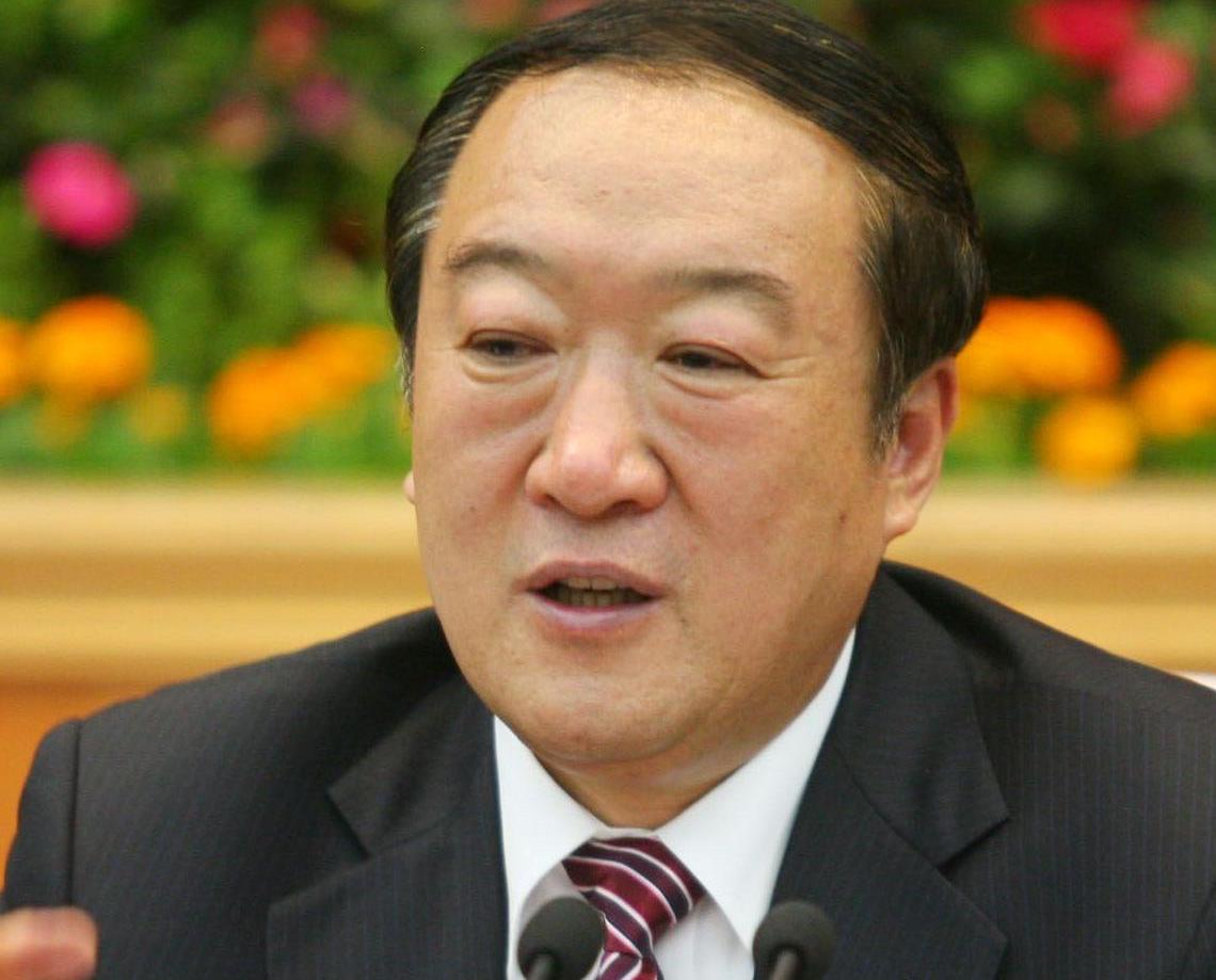 全國政協前副主席蘇榮認罪