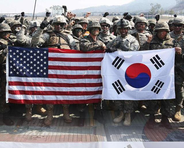 朝鮮批評緊張局勢火上加油