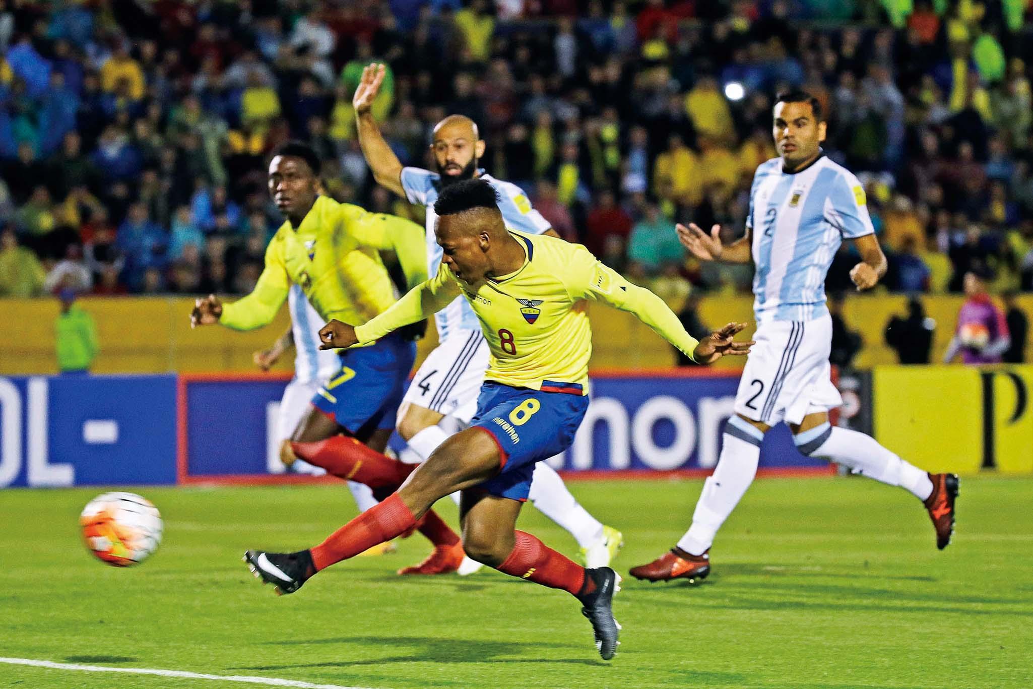阿根廷喜入決賽周