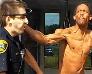 警察電槍制服獲好評