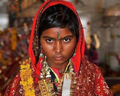 全球每七秒鐘就有一名女童結婚