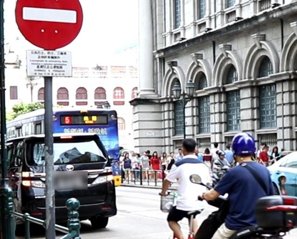 誤闖公交專道車輛激增