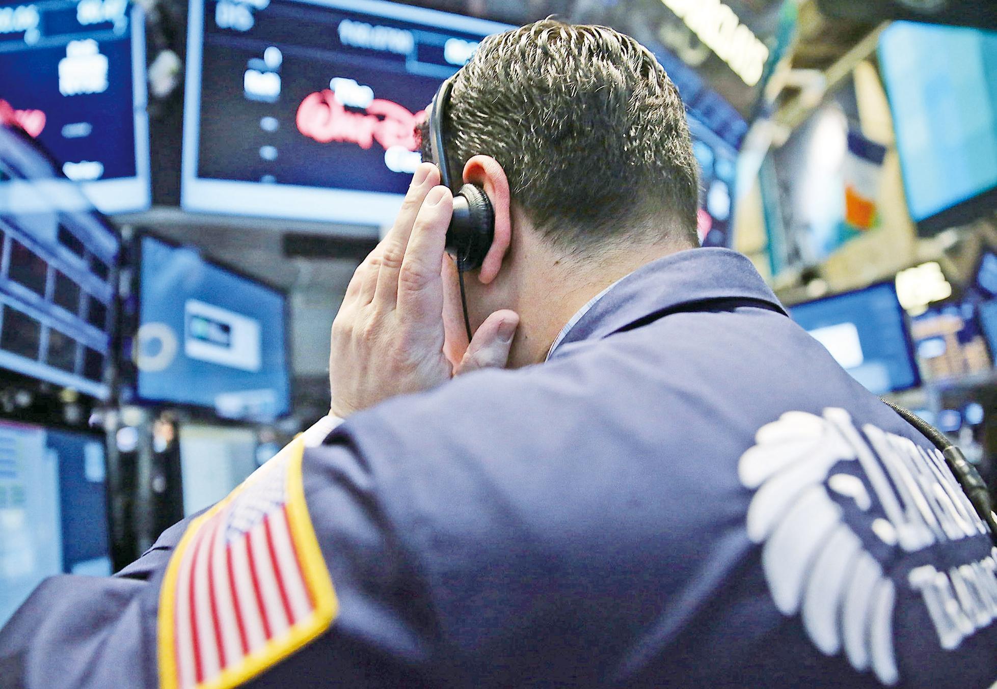 環球股市聞聲先瀉