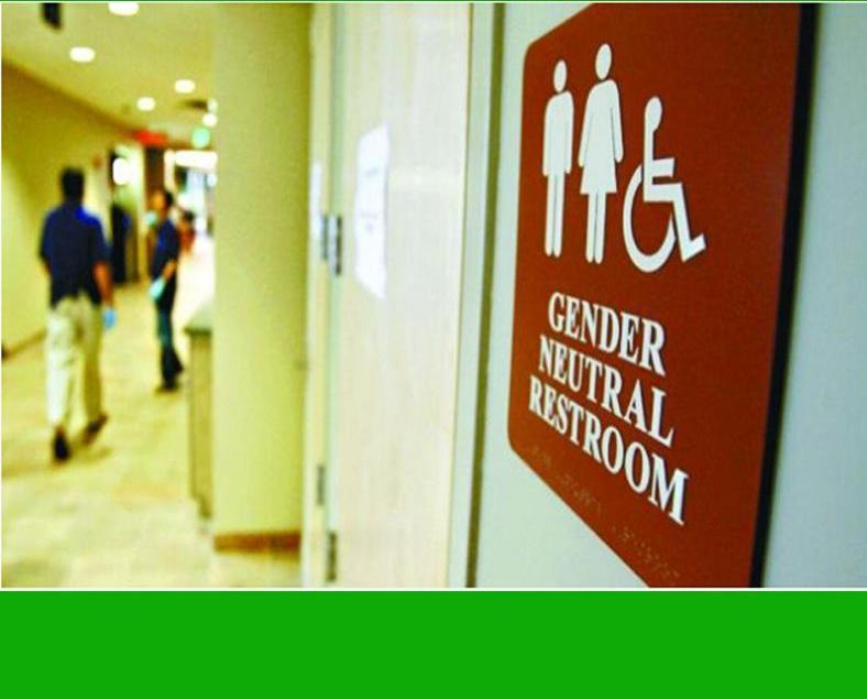 紐約推「跨性別廁所」