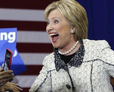希拉莉壓倒性贏得南卡州初選