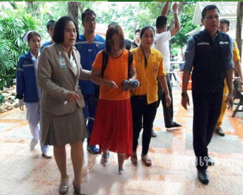 泰虎園中國女遊客被尋回