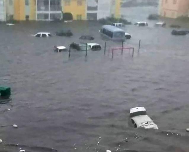 「艾瑪」吹襲加勒比海至少三死