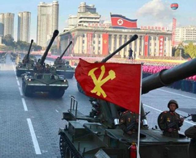 傳朝鮮曾作罕見疏散演習