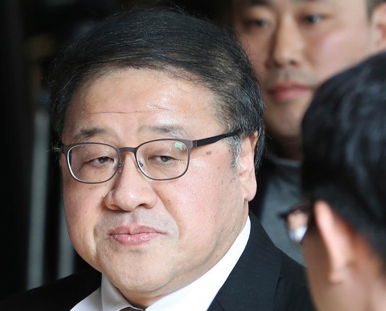 韓總統府前首席秘書被緊急拘捕