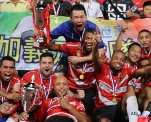 加義蟬聯足總盃冠軍