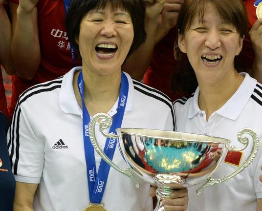 郎平獲世界華人大獎提名