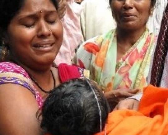 印醫院欠款遭斷氧增至63嬰童亡