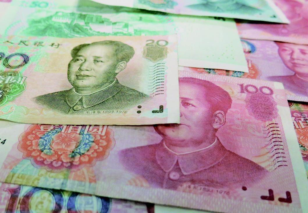 人民幣強勢升破6.5
