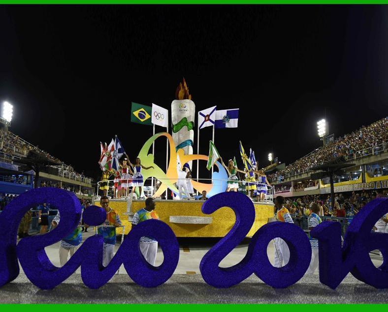 燃點奧運聖火會是誰?