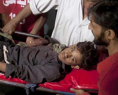 巴基斯坦炸彈爆炸至少52死