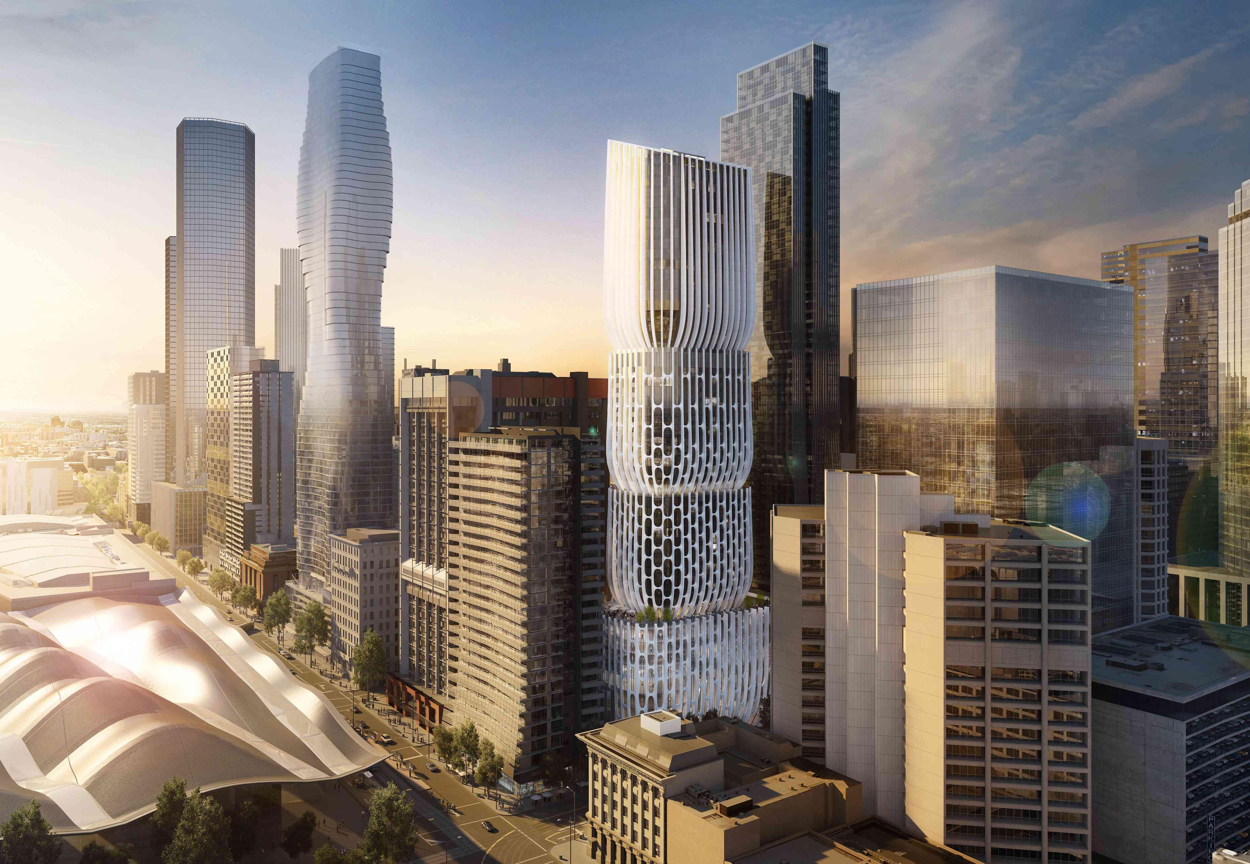 沙特擬建未來城市