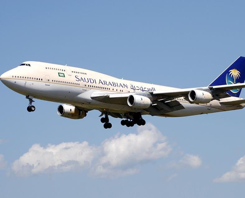 沙特一航班被一度隔離戒備
