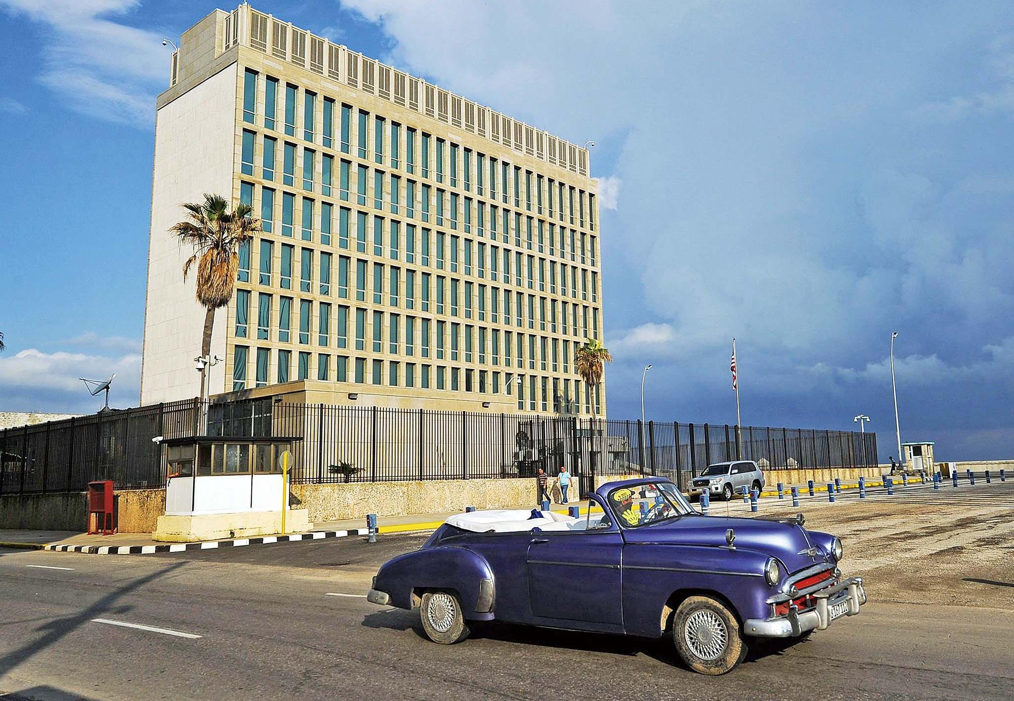 美21人健康受損古巴邀FBI調查