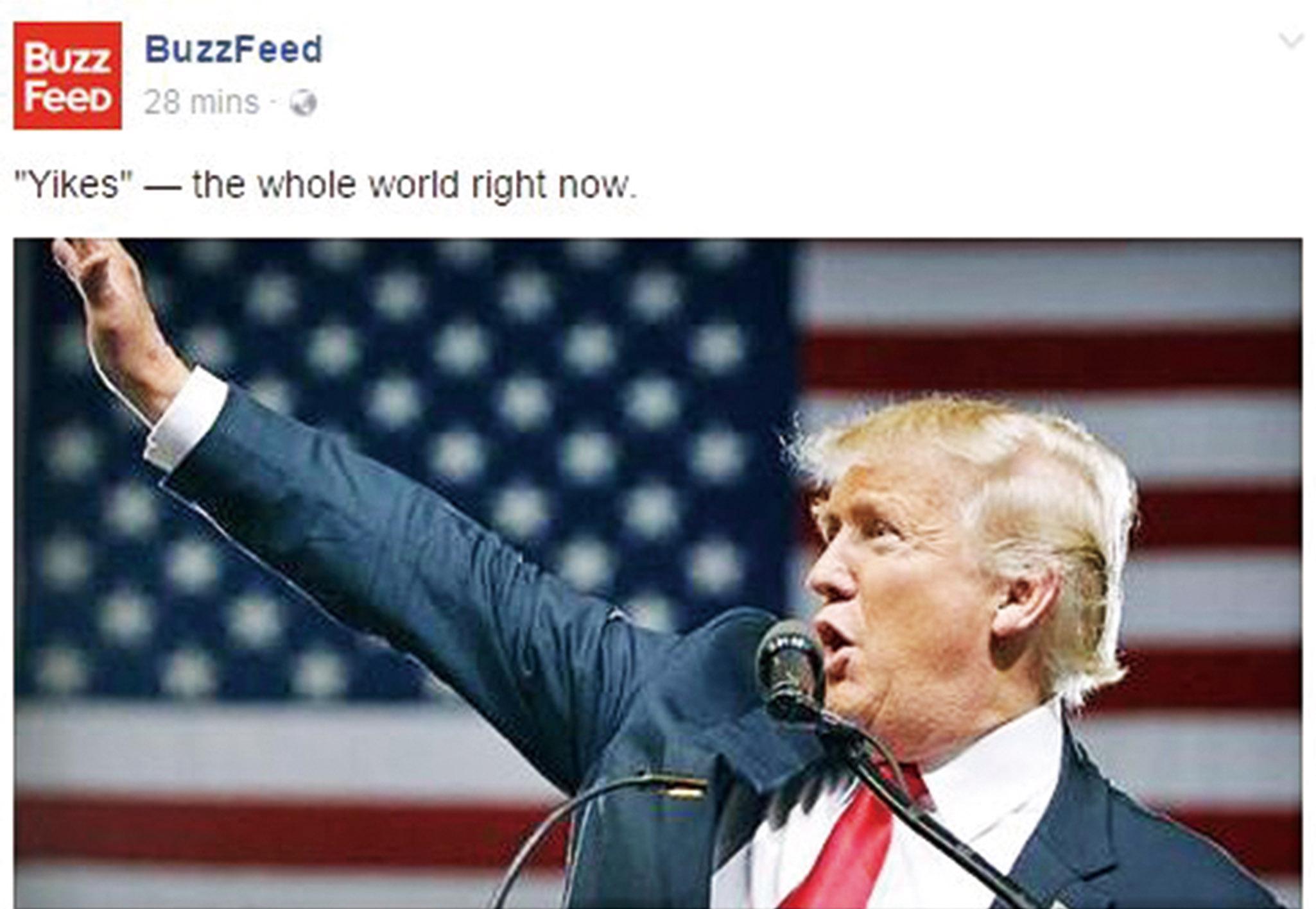 各國首腦祝賀特朗普當選
