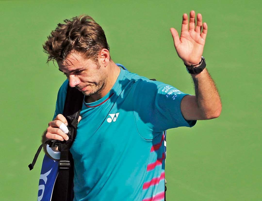 杜拜網賽爆冷出局