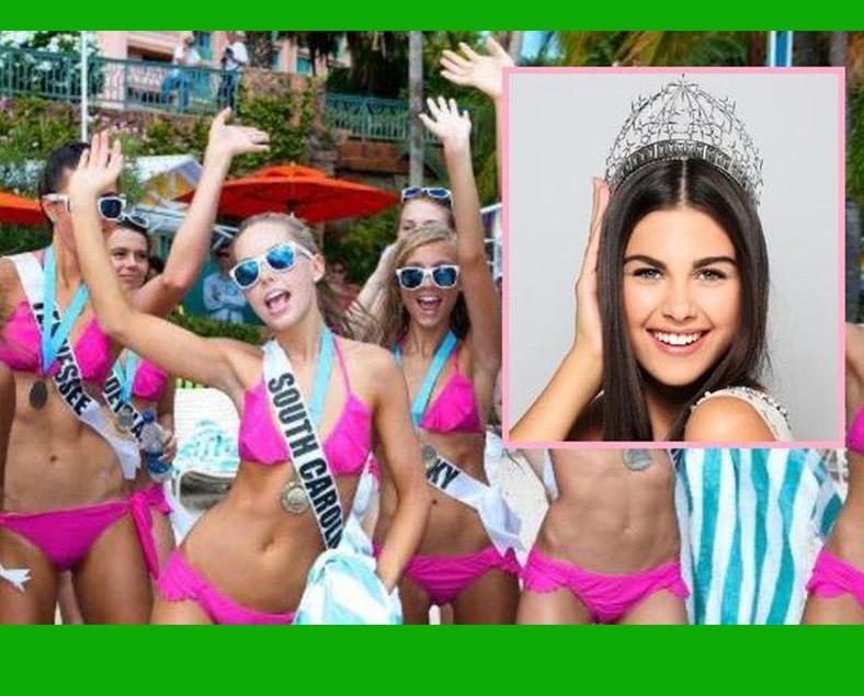 美國青春小姐取消泳裝環節