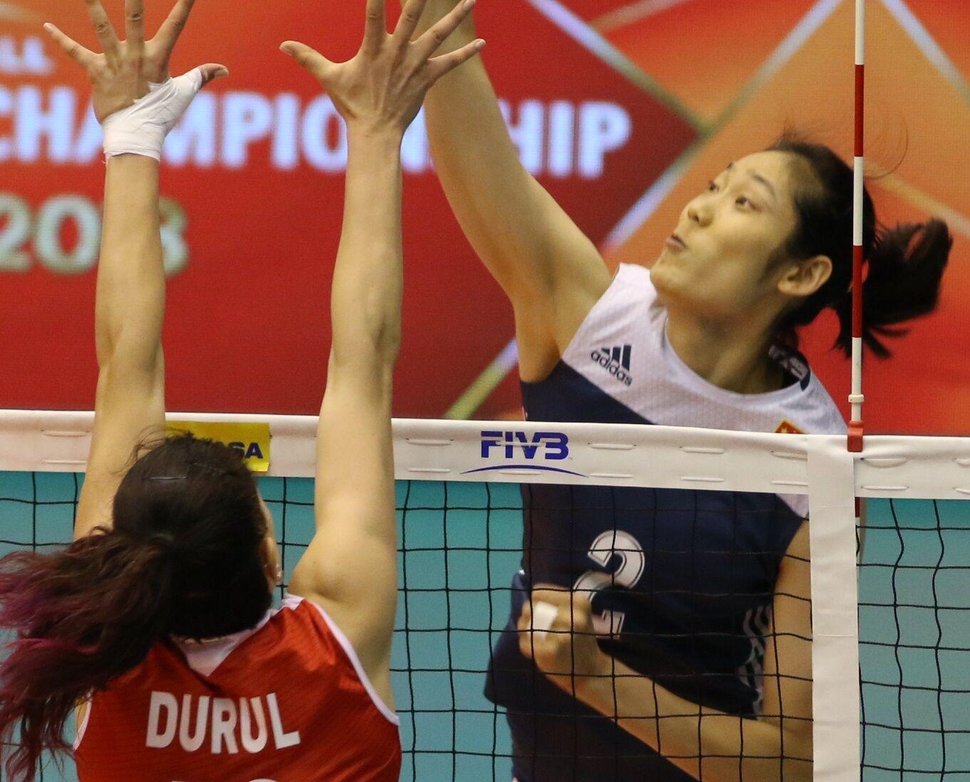 助中國隊3:1擊敗土耳其
