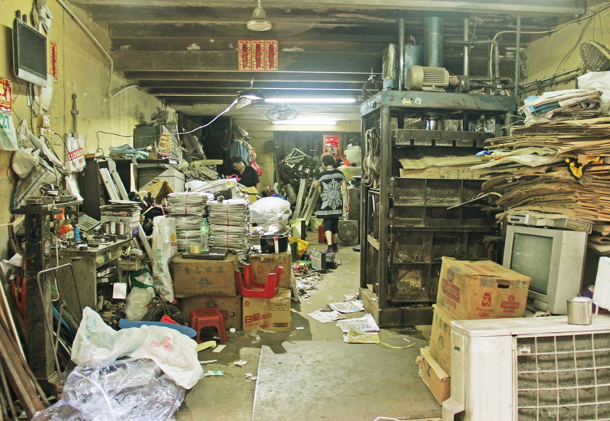 本澳回收業就快被回收