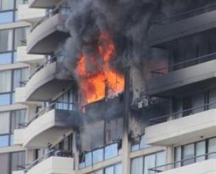 夏威夷高樓住宅大火三死12傷