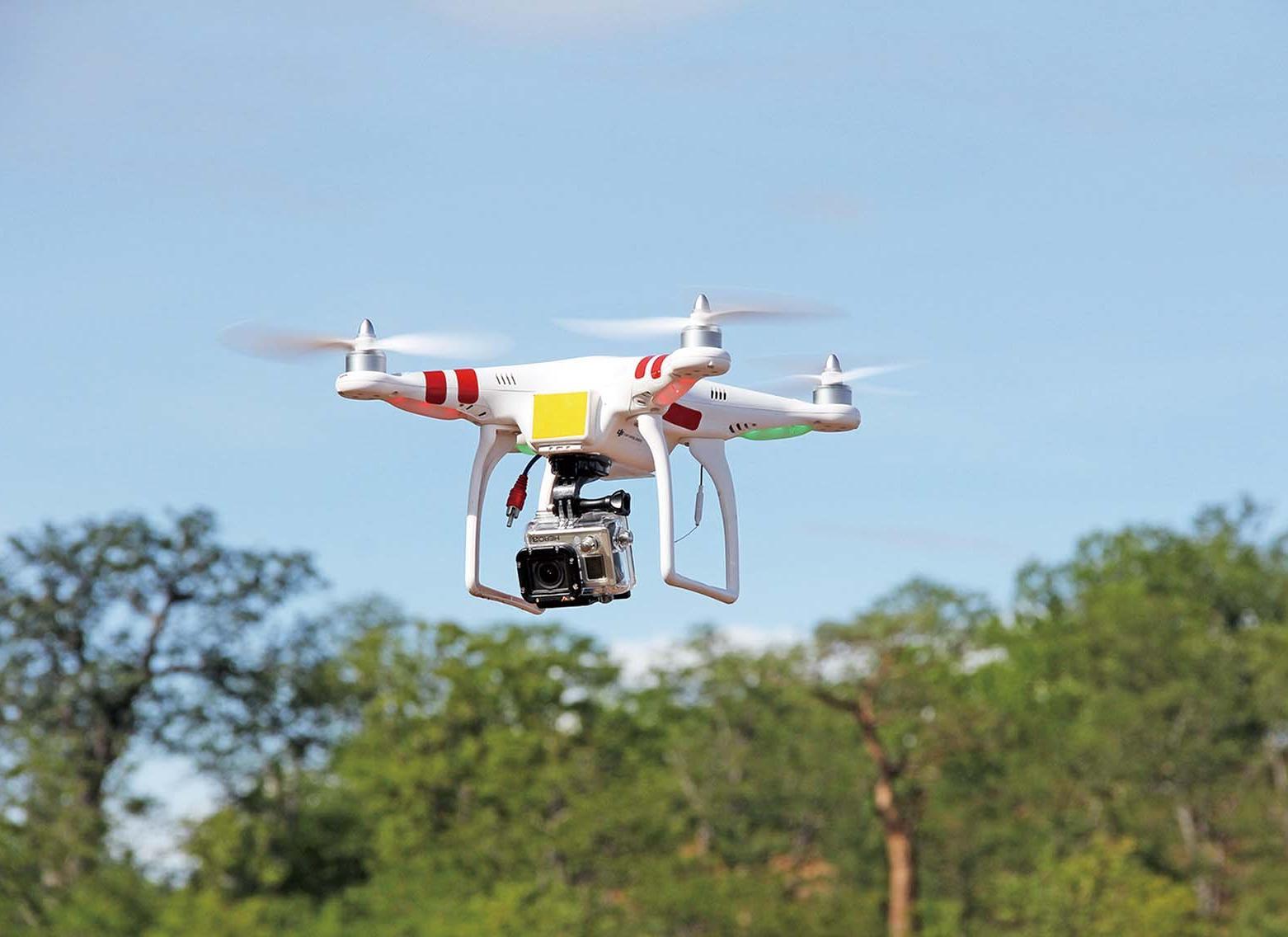 民航局:完成無人機指引制定