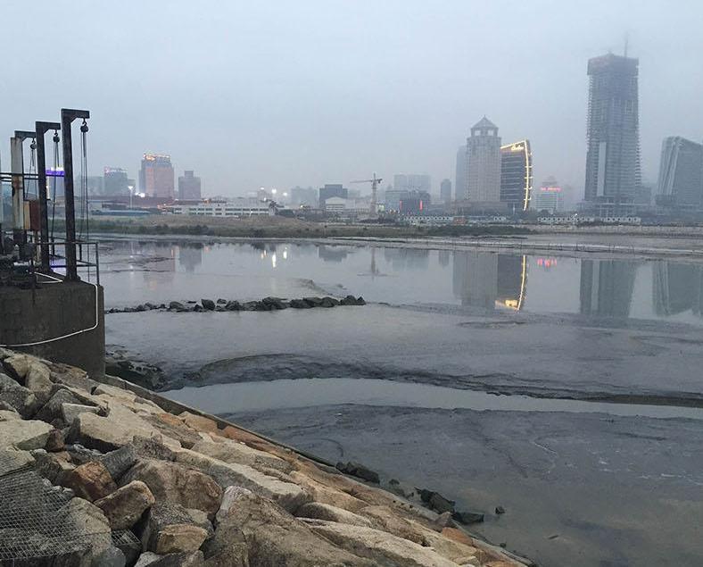 廢棄物量飆升 沿岸水質惡化