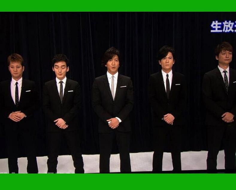 日本國民組合SMAP年底解散