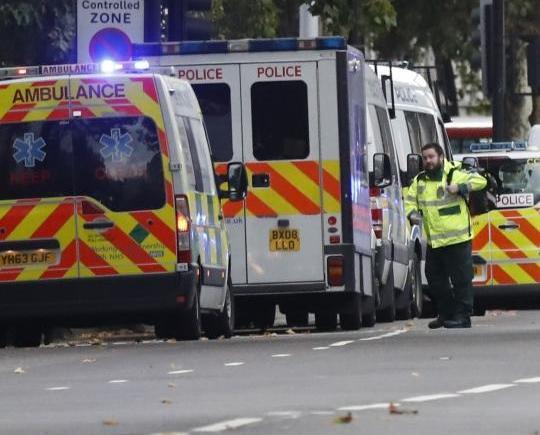 警方稱是交通意外非恐襲