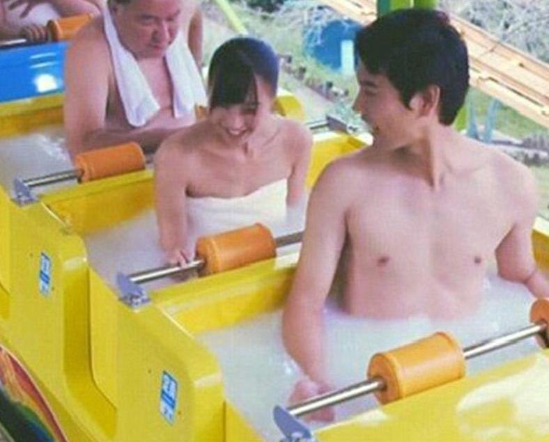 日本別府真要建「溫泉樂園」?