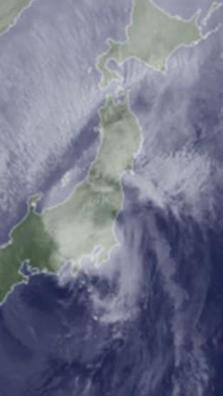 今早將再吹襲東京