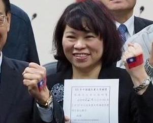 台國民黨主席補選今登記