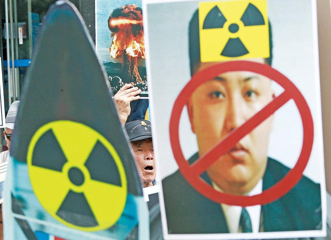 外交部表達反核試立場