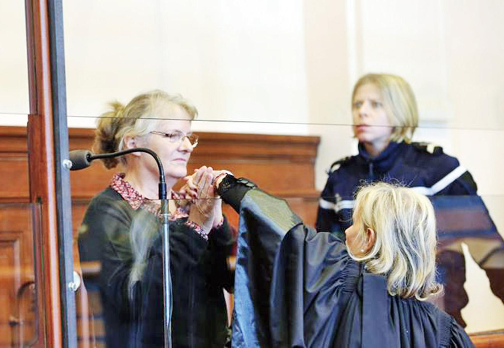 法婦獲總統特赦