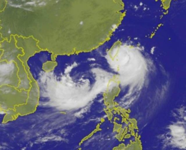 今日因颱風影響取消
