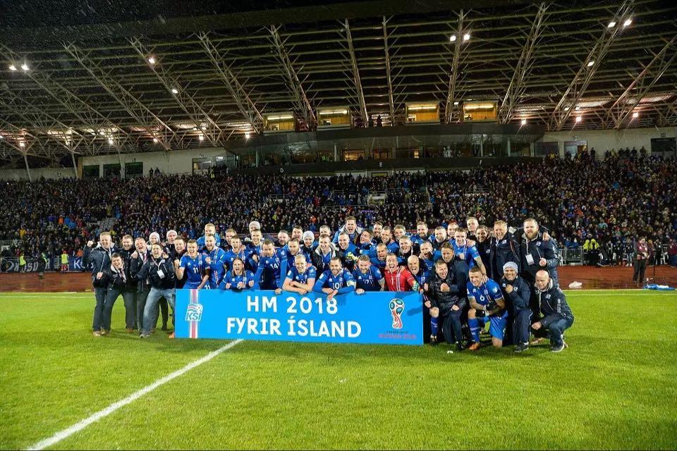 冰島歷史性晉身決賽周